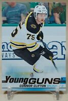 Connor Clifton Young Guns 2019-20 Upper Deck YG Rookie RC Boston Bruins