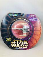 Star Wars Micro Machines X-Wing Starfighter Die Cast Metal