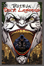 BATMAN: DARK LEGENDS - DC Comics TPB Softcover Graphic Novel - Joker RARE OOP