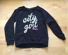 DKNY girls clothing sweater pullover size M 9-10