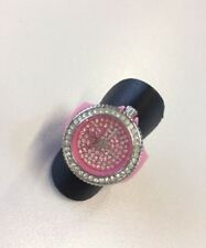 Pink Toy Watch Ring Watch