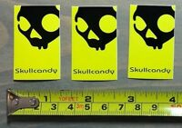 Skullcandy Sticker Pack Headphones Decal Ear Buds Snowboard Ski Skate Surf