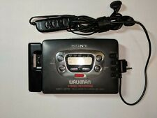 SONY Walkman WM GX612 with Remote and AA battery adapter