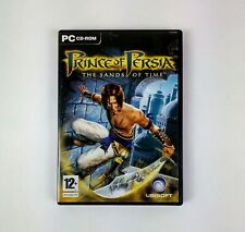 PC Game - Prince of Persia: The Sands of Time - With Manual, 2 Disc, Ubisoft c3