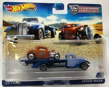 Hot Wheels Ford 32 & Speed Waze Team Transport FLF56-956L 1/64
