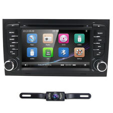 """7"""" Double 2Din Car DVD Player for AUDI A4 S4 B6 B7 RS4 with Bluetooth GPS Navi"""