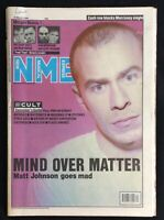 NME New Musical Express 25 March 1989 Matt Johnson Cult Prefab Sprout Waterboys