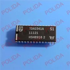 1PCS Dual 16-bit DAC IC PHILIPS DIP-28(Crown) TDA1541AS1 TDA1541A S1 100%Genuine