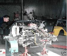 Ford Moteur GT40 Bay MKII Lloyd Ruby A J FOYT sebring 12 H 1967 photographie