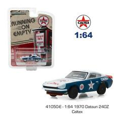 GREENLIGHT 41050E 1970 Datsun 240Z - Caltex Diecast Model Car 1:64