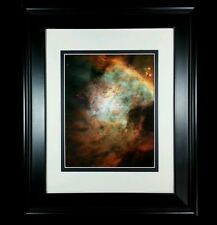 Hubble Telescope: Orion Nebula Deep Space Universe Print (Matted & Framed NEW)