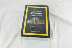 Complete National Geographic Every Issue Since 1888 - 2008  New Sealed