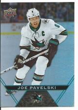 2018-19 Joe Pavelski Tim Hortons Canada Base Card #89 Mint