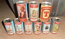 9- Vintage & Rare Tennent'S Very Old Beer Can Lot United Kingdom 8- Girls