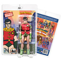 Super Friends Retro Style Action Figures Series 1: Robin by FTC