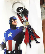 The Avengers the thor metal pendant key chain key chains anime new