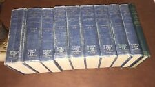 GROVE'S Dictionary of Music and Musicians, 10 volumes, 5th Edition