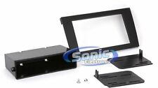Scosche AU2391B Double DIN Installation Dash Kit for 2002-Up Audi A4