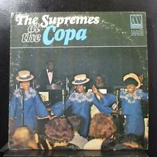 The Supremes - At The Copa LP VG+ MT 636 Mono 1965 Motown Vinyl Record