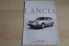 96885) Lancia Lybra + SW - Preise & tech. Daten & Ausstattungen - Prospekt 11/20