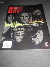 WWF WWE WORLD WRESTLING FEDERATION RAW MAGAZINE SEPTEMBER 1999 CHYNA TRIPLE H