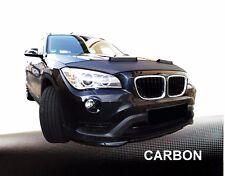 Haubenbra Steinschlagschutz BMW X1 E84 Car Bra Tuning & Styling Autospot CARBON