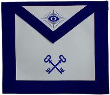 MASONIC COLLAR TREASURER Blue Lodge APRON