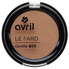 Fard à paupières Cuivre Irisé Certifié Bio Vegan Naturel Cosmétique AVRIL