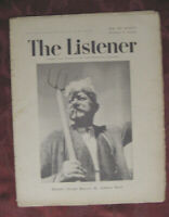 THE LISTENER August 14 1941 BBC Anthony Hurd Dorothy Edward Thompson