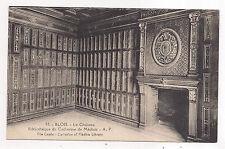 blois , le château , bibliothèque de catherine de médicis