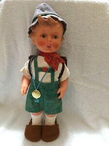 Goebel Hummel Vinyl Boy Doll