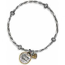NWT Brighton ART & SOUL LUCKY Charm Bangle Bracelet  MSRP $34