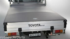 TOYOTA HILUX TONNEAU COVER SINGLE CAB CHASS SEPT 11> 1760 X 2400 TARP ONLY