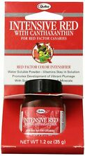 Quiko Intensive Red with Canthaxanthin for Red-Factor Color Intensifier, 1.2 Oz