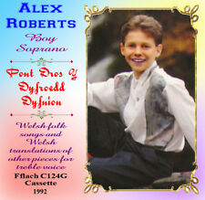 Alex Roberts - Welsh Boy Soprano - Pont Dros Y Dyfroedd Dyfuion