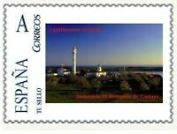 Spain 2016 - Lighthouses of Spain - Andalucia Tu sello mnh (01)