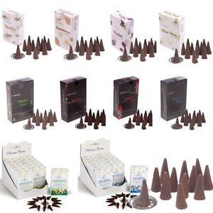 Stamford Incense Cones -  Authentic Scents Dhoop Cones - 15x Box - FREE P&P