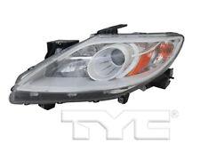 TYC Left Driver Side Halogen Headlight for Mazda CX-9 2010-2012 Models