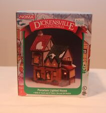 1995 NOMA DICKENSVILLE LIGHTED COUNTRY PUB 28358