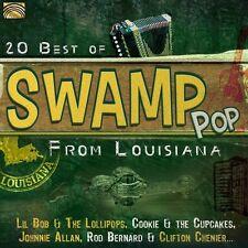 Various Artists - 20 Best Of Swamp Pop From Louisiana / Various [New CD] UK - Im