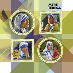 Togo 2019 Mother Teresa  S201903