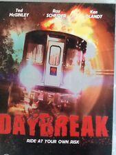 DAYBREAK - Roy Scheider - All Regions - DVD # 339