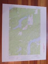 Mason Lake Washington 1955 Original Vintage USGS Topo Map