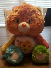 Care Bear Work Of Heart 13in Bear (2005) preowned