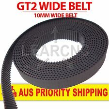 GT2 Timing Belt 2mm Pitch 10mm width Reprap CNC RAMPS Prusa 3D Printer - LearCNC