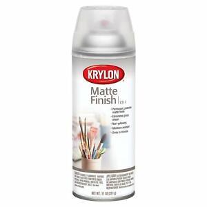RYLON Diversified Brands K01311007 Matte Finish Spray Paint, 11 oz, 11 Oz