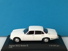 Minichamps 1:43 Jaguar XJ12 Series ll 1975 Cream Modell Nr: 400 130400