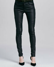 Vince Moto Leather Pants,$1250, size 10
