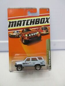 2009 Matchbox Outdoor Sportsman Toyota 4Runner Lot 1