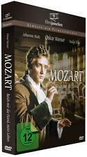 Mozart - Reich mir die Hand mein Leben - mit Oskar Werner - Filmjuwelen DVD
